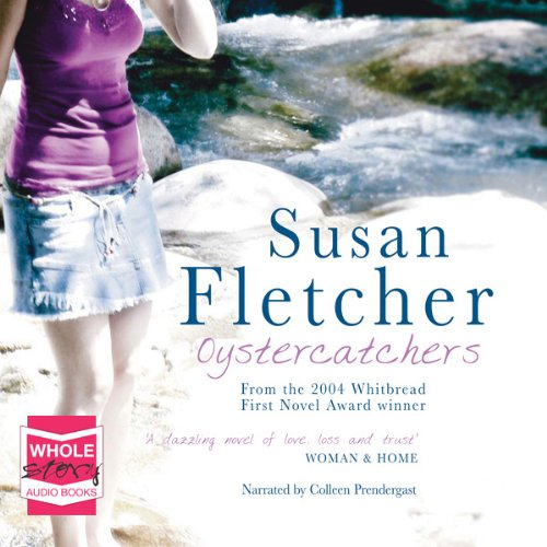 Oystercatchers audiobook cover art