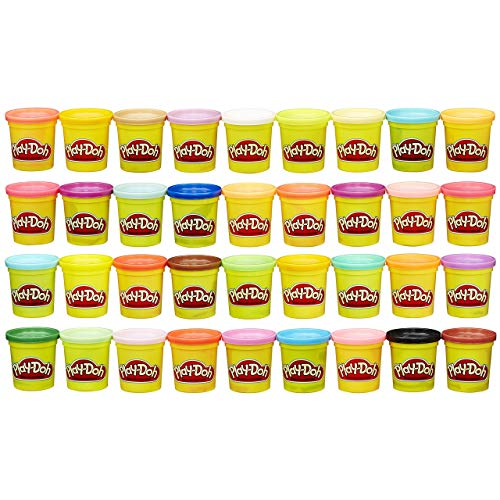 Play-Doh - Mega Pack 36 Vasetti
