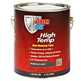 POR-15 44201 Gray High Temperature Paint Manifold - 1 gal