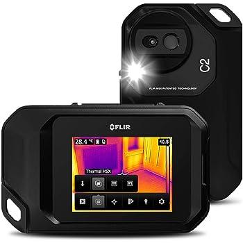 Flir C2 – Compact Thermal Camera
