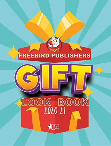 Gift Look Book 2020-21 (English Edition)
