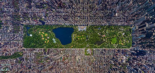 Educa 16781 - Puzzle 3000 Central Park, Nova York