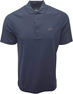Greg Norman Men's Technical Performance Polyester Play Dry Polo Shirt