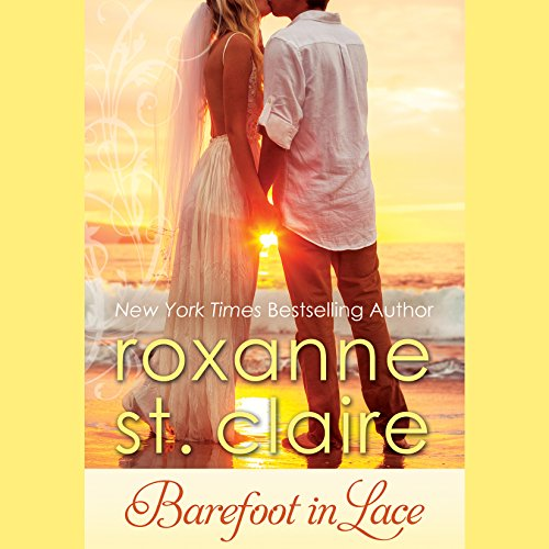 Barefoot in Lace cover art