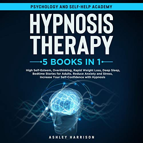 Hypnosis Therapy Audiobook By Ashley Harrison cover art