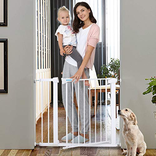 Safety Gate,29.5-40.5 inch Auto Close...