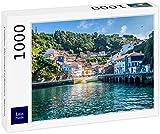 Lais Puzzle Cudillero, Pueblo de Pescadores en Asturias, España 1000 Piezas