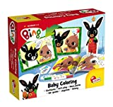 Liscianigiochi- Bing Baby Coloring Jugamos, Multicolor, 3 (Lisciani Giochi 75836)