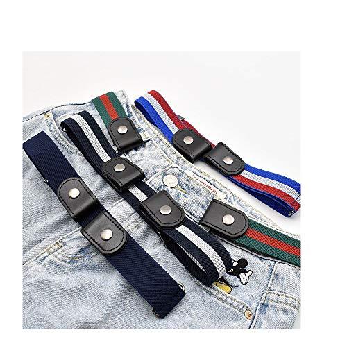 Daya by Zendaya 4 Pieces Buckle-Free Invisible Elastic Waist Belts