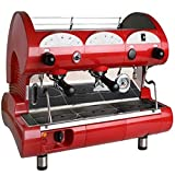 La Pavoni Bar-Star 2V-R 2-Group Volumetric Commercial...