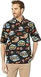 Reyn Spooner Men's San Francisco MLB Classic Fit Hawaiian Shirt, Giants - Scenic 2019, XXX-Large