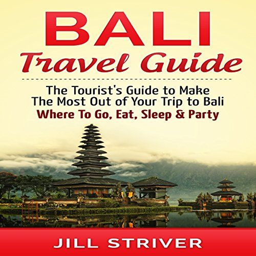Bali Travel Guide Titelbild