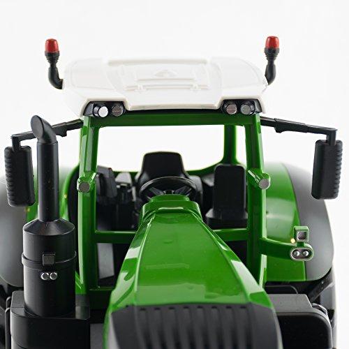 RC Auto kaufen Traktor Bild 4: efaso E351-003 1:16 2,4 GHz Ferngesteuerter RC Traktor Trecker mit Heuwender und Licht- und Soundeffekten - Komplett RTR*