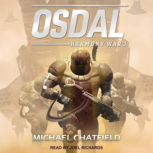 Osdal Audiobook By Michael Chatfield cover art