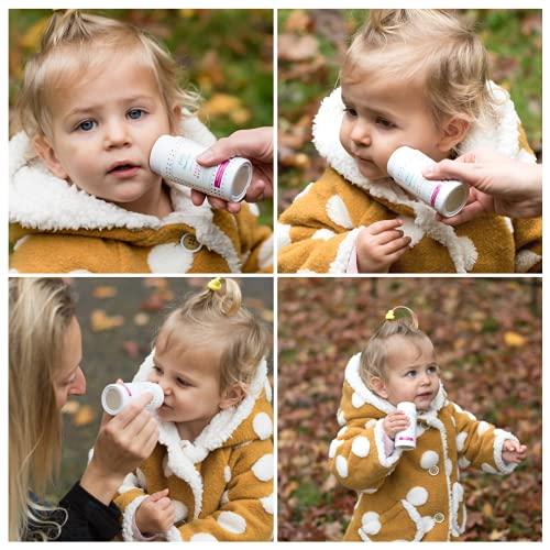 Mum & You Baby Face The Day Stick con aceites de coco,...