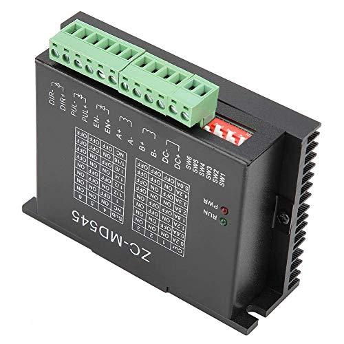CENPEN Paso a Paso del Conductor del Motor, ZC-MD545 Paso a Paso/Stepping Conductor del Motor Controller 5A 12-48V / DC for CNC Router