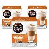 Nescafe Dolce Gusto Caramel Latte Macchiato Café - 48 Cápsulas, 24 Tazas