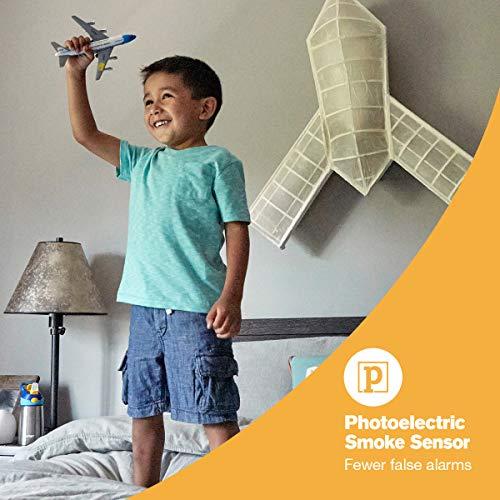 First Alert Dual Sensor Smoke and Fire Alarm, SA3210