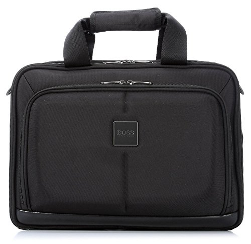 Boss Black Luggage Titania 16'' Briefcase with laptop compartment 50240215-001