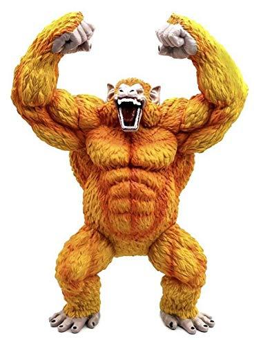 XIAOGING Dragon Ball GT, un Super Grande Figura transformada en un Gran simio de Oro del Gorila