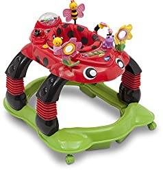 Delta Children Lil Playstation 3-in-1 Baby Activity Walker Image