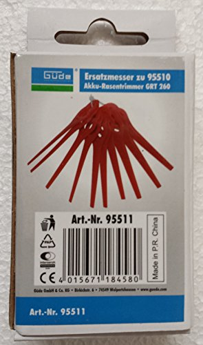 Güde Ersatzmesser für Rasenmäher