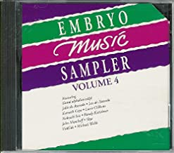 Embryo Music Sampler Volume Four