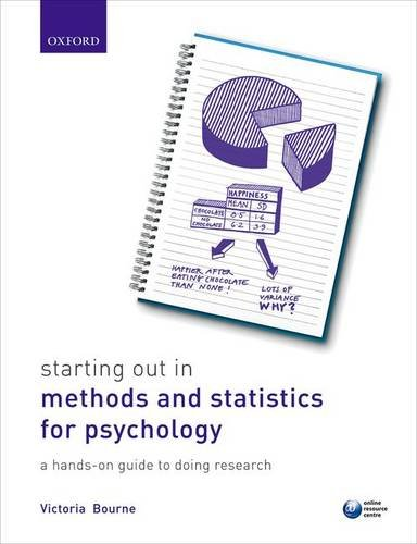 Starting Out in Methods and Statistics for Psychology: a Hands-on Guide to Doing Research