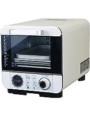 ピエリア オーブントースター ノンオイルフライ 温度調節機能付 コンパクトタイプ COR-100B