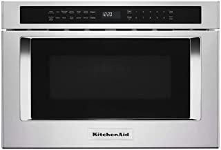 Best kitchenaid 24 under counter microwave oven drawer Reviews