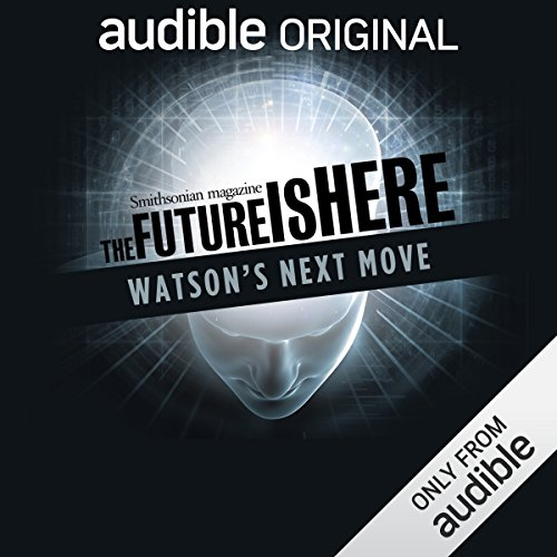 Watson's Next Move audiobook cover art