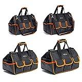 KUNSE Pack De Una Bolsa De Herramientas Multifunción Bolsa De Hardware De 13'/15'/17'/19'-13 Inch