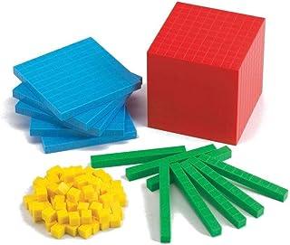 comprar comparacion edx education 53833 Conjunto de bloques de base diez, 121 piezas