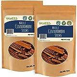 Yamees Cinnamon - Bulk Spices - 2 Pack of Cinnamon Sticks