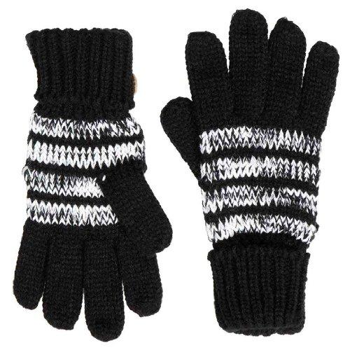 O'Neill Damen Handschuhe AC LAAXS, Black Out, 259212