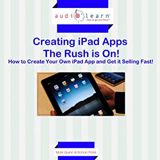 Creating iPad Apps - The Rush Is On! cover art