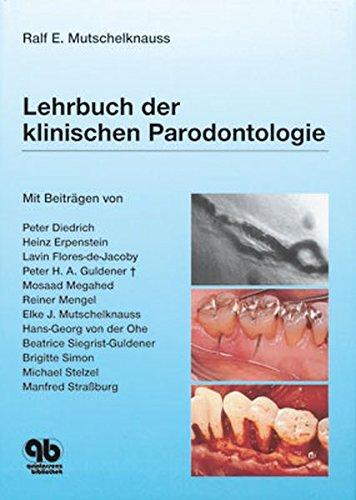 Lehrbuch der klinischen Parodontologie