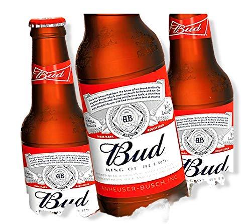 24x Budweiser Beer USA, das Original, in der 0,33 l Bier Flasche