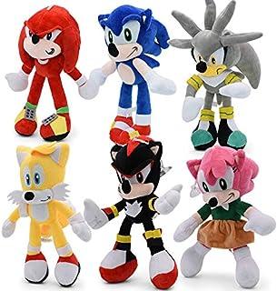Nouveau Sonic Hedgehog plush doll meilleur cadeau de Noël en coton doux enfants jouets livraison gratuite
