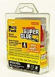 Super Glue 15187 , Clear- pack of 12
