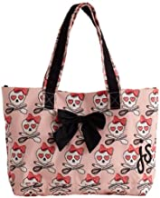 Jessie Steele Lucie Cooking Tote Bag with Bow