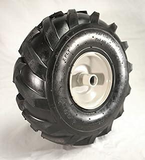 11 x 4.00 X 4 Tractor Tread Tire & Rim – Craftsman & Troy-Bilt Tiller..