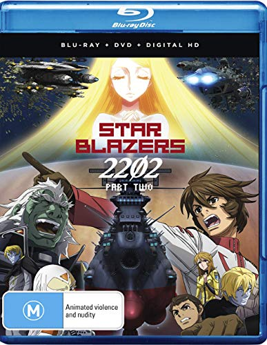 Star Blazers: Space Battleship Yamato 2202 - Part Two