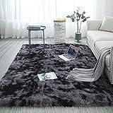 YJ Soft Fluffy Teppiche -Gradienten Flauschigen Künstlichen Zuhause Wohnzimmer Schlafzimmer...