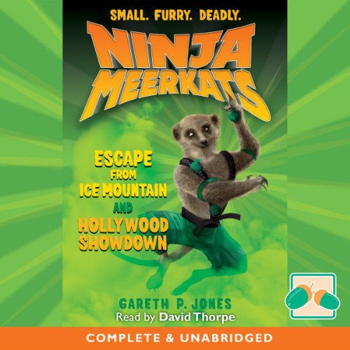 Ninja Meerkats cover art