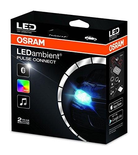 Osram LEDambient PULSE CONNECT, Offroad-Scheinwerferbeleuchtung, LEDEXT101, 12V, Faltschachtel (1 Stück)