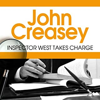 Inspector West Takes Charge cover art