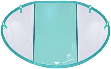 HECCEI Baby Swim Float Removable Canopy, Removable Assemble UV-Proof Canopy, Sun Canopy Covered with UPF 50+ Sunscreen Coatin