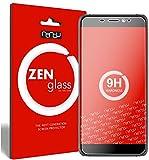 ZenGlass Flexible Glas-Folie kompatibel mit Ulefone S8 Pro Panzerfolie I Bildschirm-Schutzfolie 9H I (Kleiner Als Das Gewölbte Bildschirm)