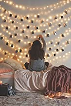 66 Ft 200LEDs Waterproof Starry Fairy Copper String Lights USB Powered for Bedroom Indoor..